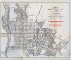 Map of Columbia, S.C. 1933