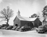 Unidentified church building in Cayce