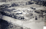 Aerial view of South Carolina State Penitentiary
